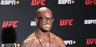 Jared Gooden, UFC Vegas 33
