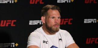 Jason Witt UFC Vegas 33