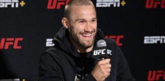 Niklas Stolze, UFC Vegas 33