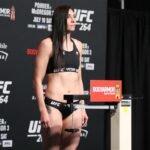 Irene Aldana, UFC 264