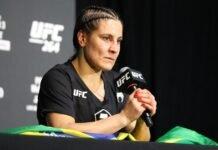 Jennifer Maia UFC 264