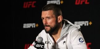 Mateusz Gamrot UFC Vegas 31