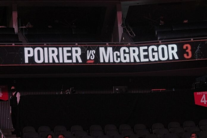 Dustin Poirier vs. Conor McGregor 3, UFC 264