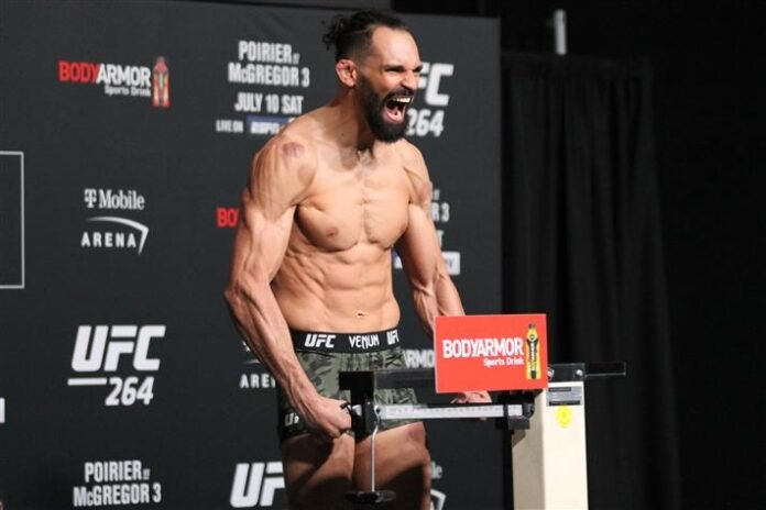 Michel Pereira, UFC 264