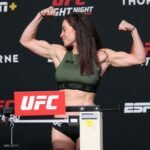 Miesha Tate, UFC Vegas 31