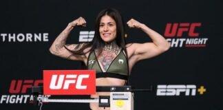 Montserrat Ruiz UFC