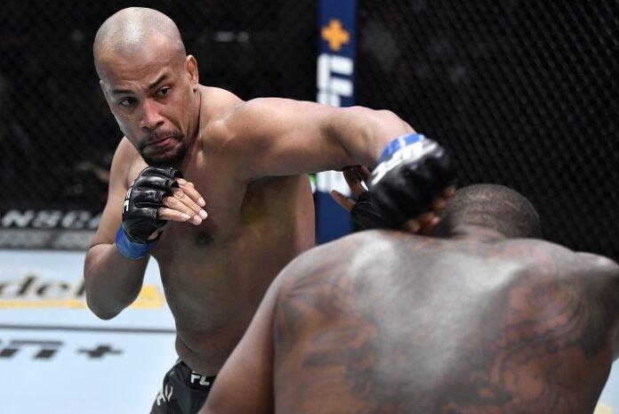 Rodrigo Nascimento and Alan Baudot, UFC Vegas 31
