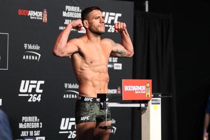 Rafael dos Anjos, UFC