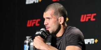 Rodolfo Vieira, UFC Vegas 31