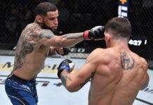 Daniel Rodriguez and Preston Parsons, UFC Vegas 31