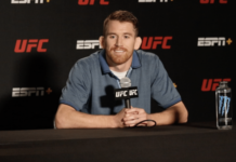 Cory Sandhagen UFC Vegas 32