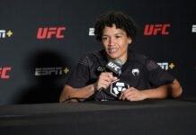 Sijara Eubanks, UFC Vegas 32