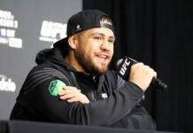 Tai Tuivasa, UFC 264
