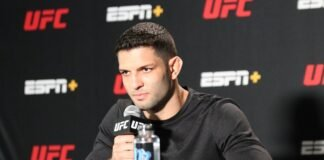 Thiago Moises, UFC Vegas 31
