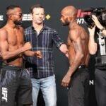 Francisco Figueiredo and Malcolm Gordon, UFC Vegas 31