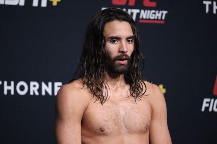 Kyler Phillips UFC