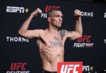 Darren Elkins, UFC