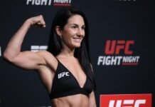 Cheyanne Buys, UFC Vegas 33