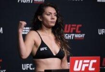 Nicco Montano UFC Vegas 33