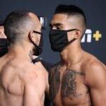 Danny Chavez and Kai Kamaka III, UFC Vegas 33