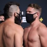 Bryan Barberena and Jason Witt, UFC Vegas 33
