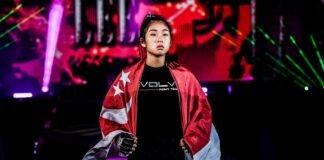 Victoria Lee, ONE Championship: Battleground
