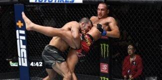 Rodolfo Vieira and Dustin Stoltzfus, UFC Vegas 31