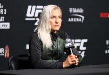 Yana Kunitskaya UFC 264
