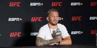 TJ Dillashaw, UFC Vegas 32
