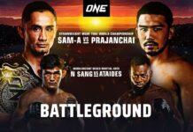 ONE Championship: Battleground