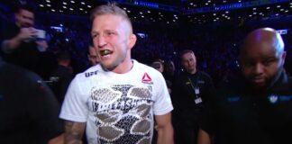 TJ Dillashaw UFC