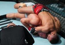 Sahsa Palatnikov and Ramiz Brahimaj, UFC Vegas 34