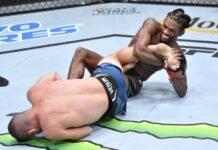UFC Vegas 35 Pat Sabatini