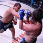Marcelo Golm and Billy Swanson, Bellator 265