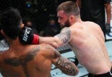 Austin Lingo and Luis Saldana, UFC Vegas 34