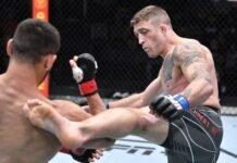 UFC Vegas 35 Gerald Meerschaert