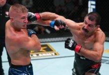 UFC Vegas 34 Vinc Pinchel