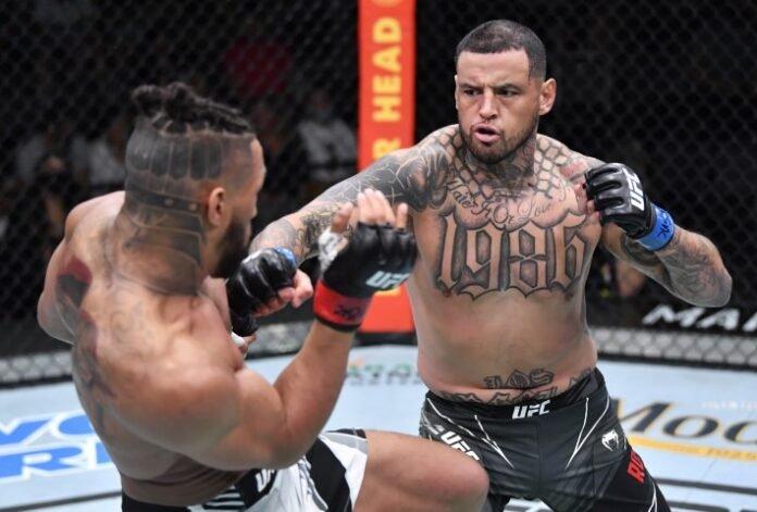 UFC Vegas 35 Daniel Rodríguez
