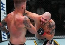 UFC Vegas 34 Parker Porter
