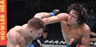 UFC Vegas 35 Ricky Turcios