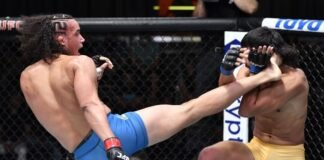 UFC Vegas 35 Bryan Battle