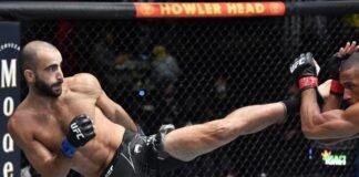 UFC Vegas 35 Giga Chikadze