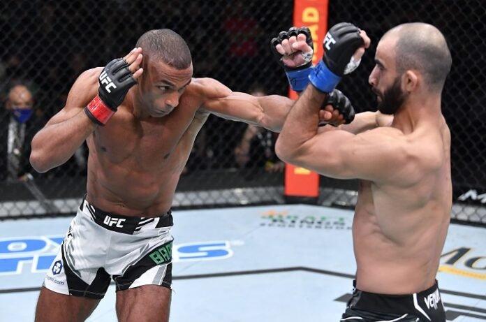 Edson Barboza and Giga Chikadze, UFC Vegas 35
