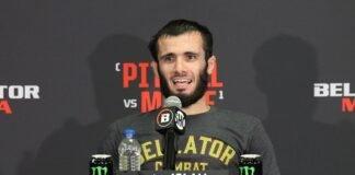 Islam Mamedov, Bellator 263