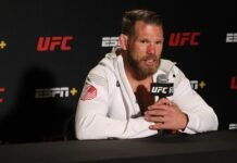 Jason Witt, UFC Vegas 33