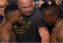 Manel Kape and Ode Osbourne, UFC 265