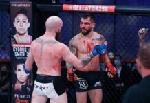 Peter Queally and Patricky Pitbull, Bellator 258