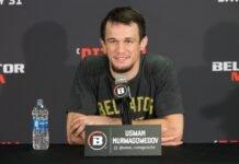 Usman Nurmagomedov, Bellator 263