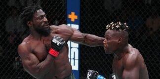 William Knight and Fabio Cherant, UFC Vegas 34