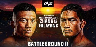 ONE Championship: Battleground II